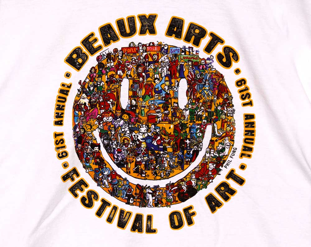61st Beaux Arts Miami T-Shirt