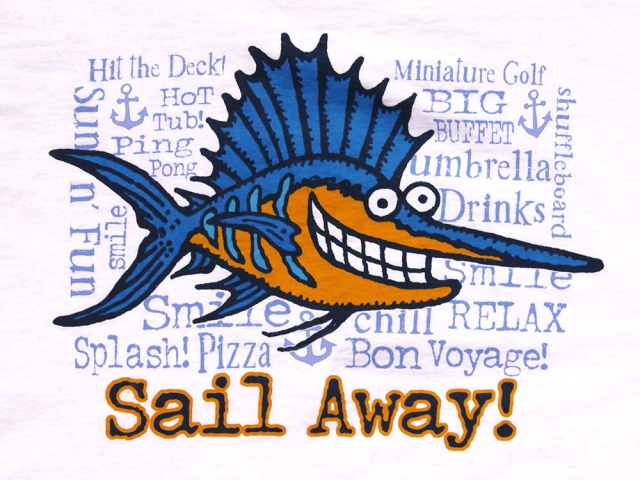 Sailfish T-Shirt