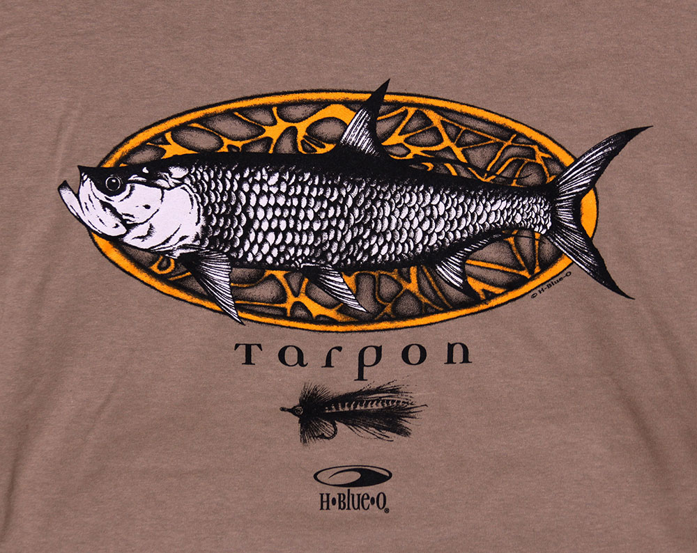 Retro Tarpon T-Shirt