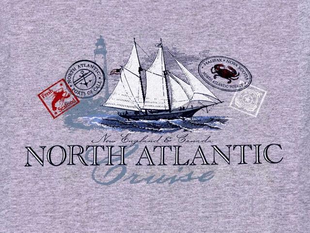 New England Schooner T-Shirt