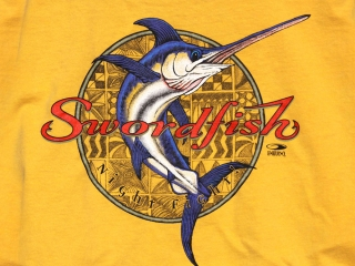 Swordfish T-Shirt